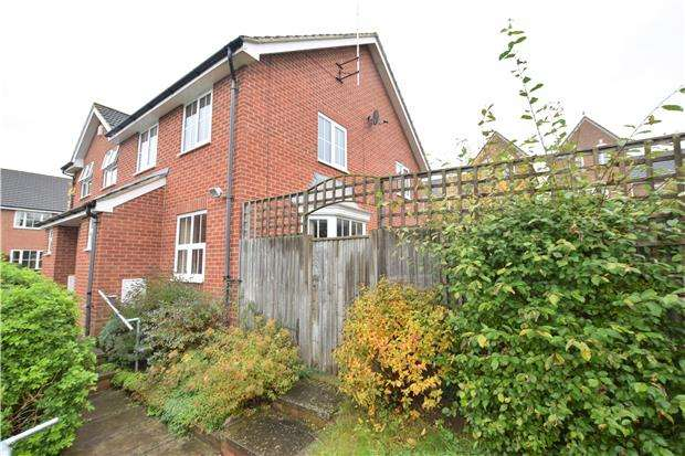3 Bedrooms Semi Detached House for sale in St. Christophers Place, OXFORD, OX4 2HS