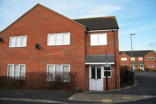 2 Bedrooms Semi Detached House for sale in Ely Way, Skegness, PE25