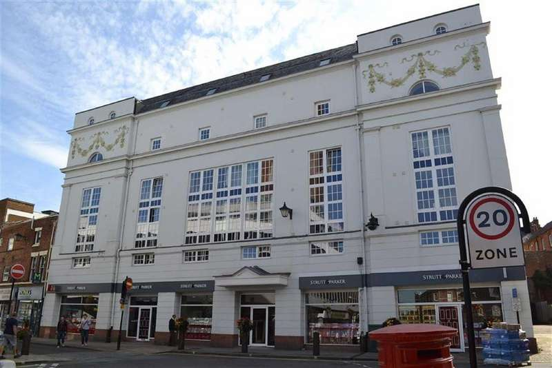 2 Bedrooms Apartment Flat for rent in Theatre Royal, 15 Shoplatch, Shrewsbury
