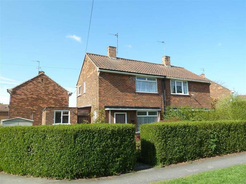 2 Bedrooms Semi Detached House for sale in Ferry Road, Hessle, Hessle, East Yorkshire, HU13
