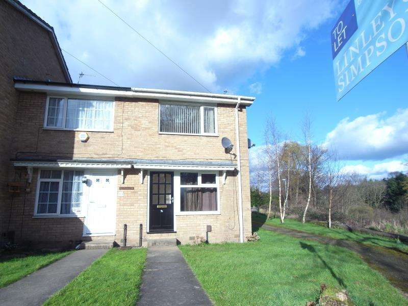 2 Bedrooms Mews House for rent in NEW PARK CROFT, FARSLEY, PUDSEY, LS28 5TT