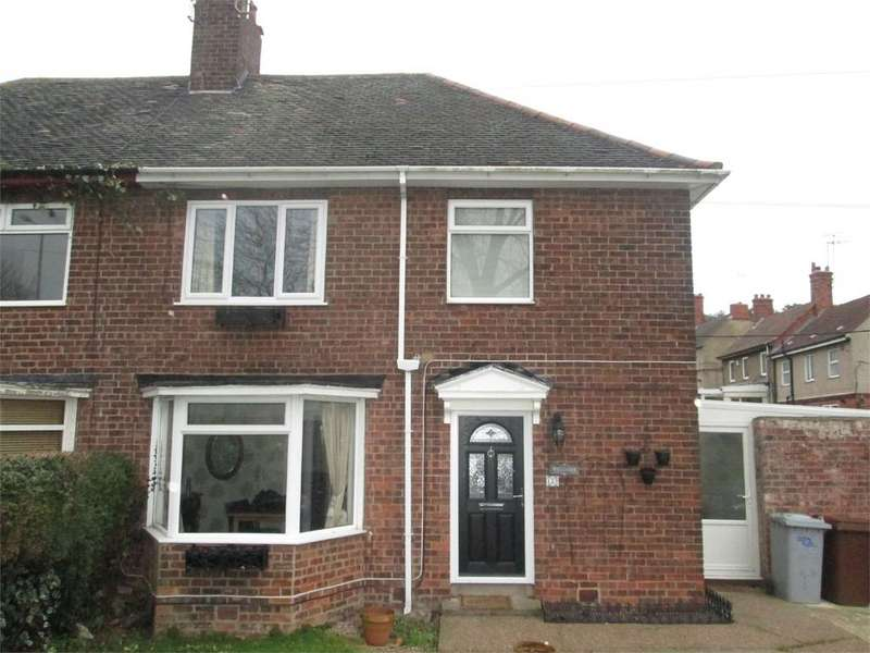 3 Bedrooms Semi Detached House for rent in Dale Lane, Blidworth, Mansfield, Nottinghamshire, NG21