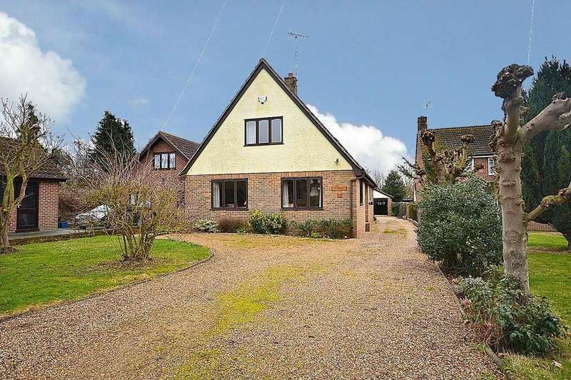3 Bedrooms Chalet House for sale in Head Street, Goldhanger, Maldon, Essex, CM9