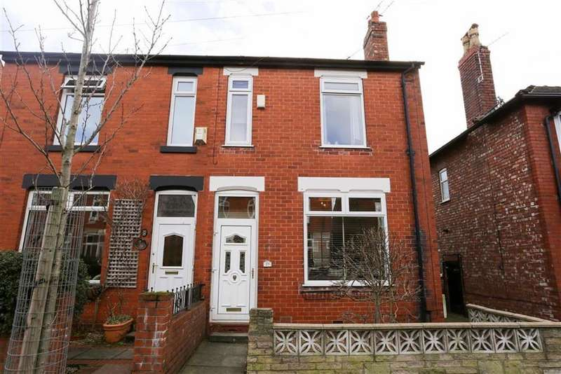 3 Bedrooms Semi Detached House for rent in Lorland Road, Cheadle Heath, Stockport