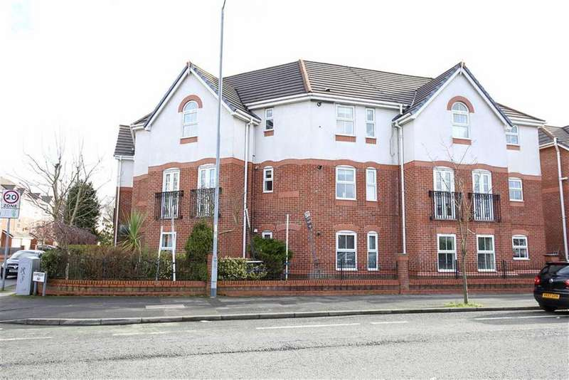 2 Bedrooms Flat for sale in Parrs Wood Road, Withington, Manchester