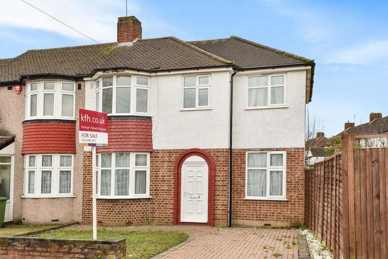 4 Bedrooms End Of Terrace House for sale in Datchet Road, Catford