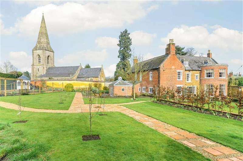5 Bedrooms Detached House for sale in Church Street, Billesdon