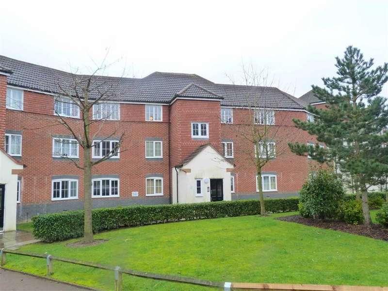 1 Bedroom Flat for sale in Node Way Gardens, Welwyn Village