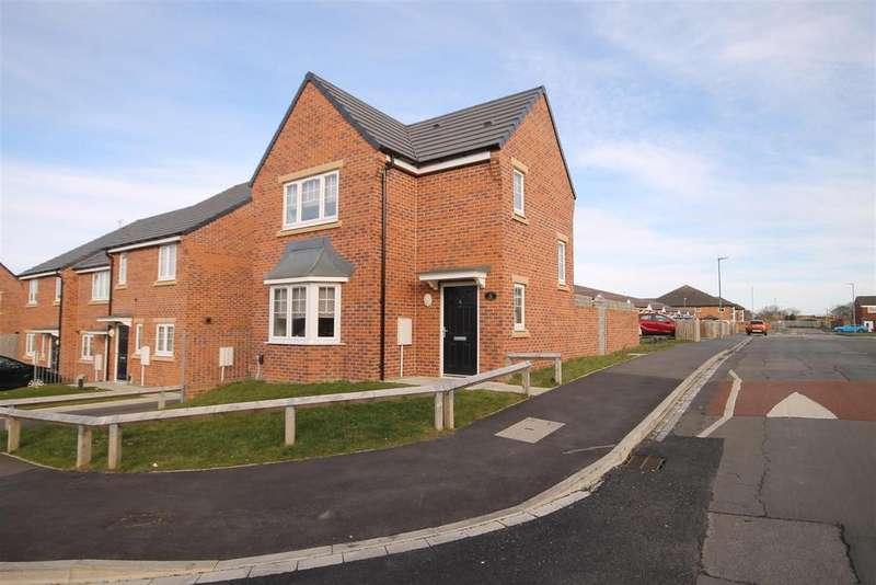 2 Bedrooms Detached House for sale in Grainger Street, Hartlepool