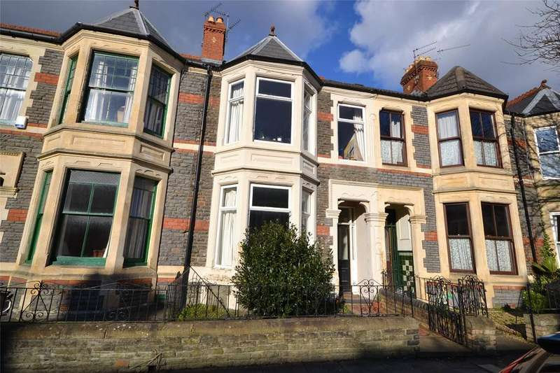 4 Bedrooms Terraced House for sale in Hamilton Street, Pontcanna, Cardiff, CF11