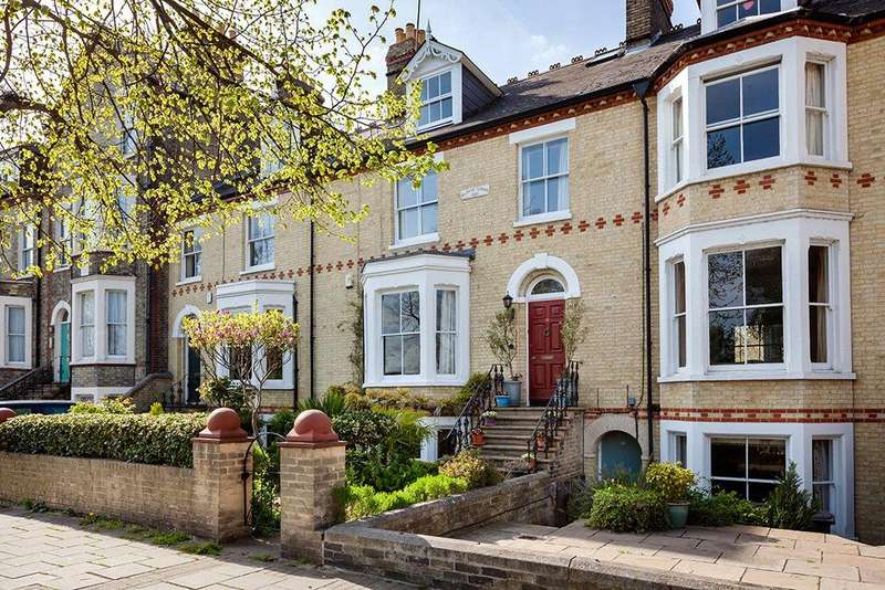5 Bedrooms Terraced House for sale in Chesterton Road, Cambridge, CB4
