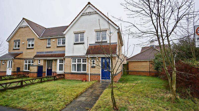 3 Bedrooms Terraced House for sale in Somervyl Avenue Longbenton