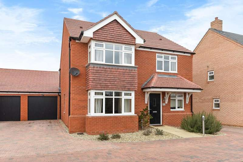 4 Bedrooms Detached House for sale in Goldfinch Place, Lower Stondon, Henlow, SG16