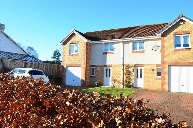 3 Bedrooms Semi Detached House for sale in Stein Terrace, Hamilton, South Lanarkshire, ML3 7FR