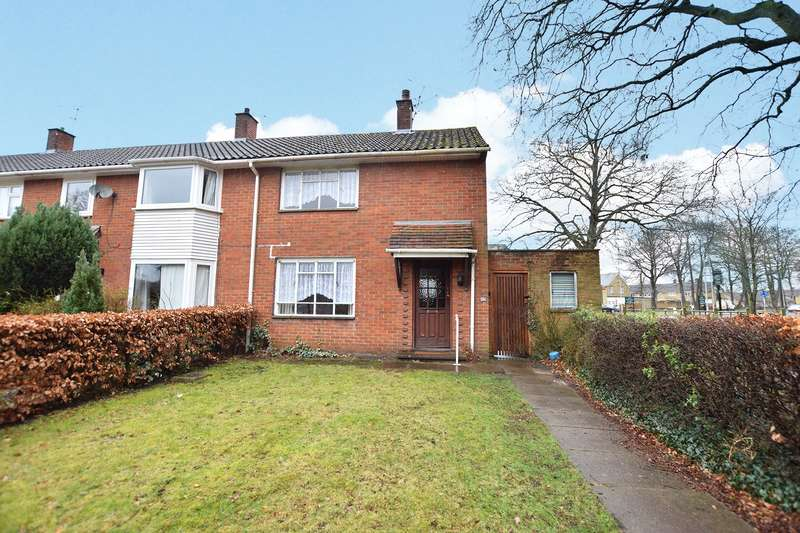 2 Bedrooms End Of Terrace House for sale in Horewood Road, Bracknell, Berkshire, RG12