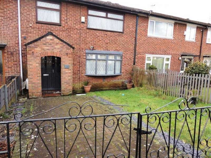 3 Bedrooms Terraced House for sale in Baguley Street, Droylsden, Manchester