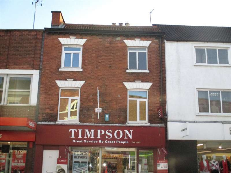 3 Bedrooms Maisonette Flat for sale in High Street, Grantham, NG31