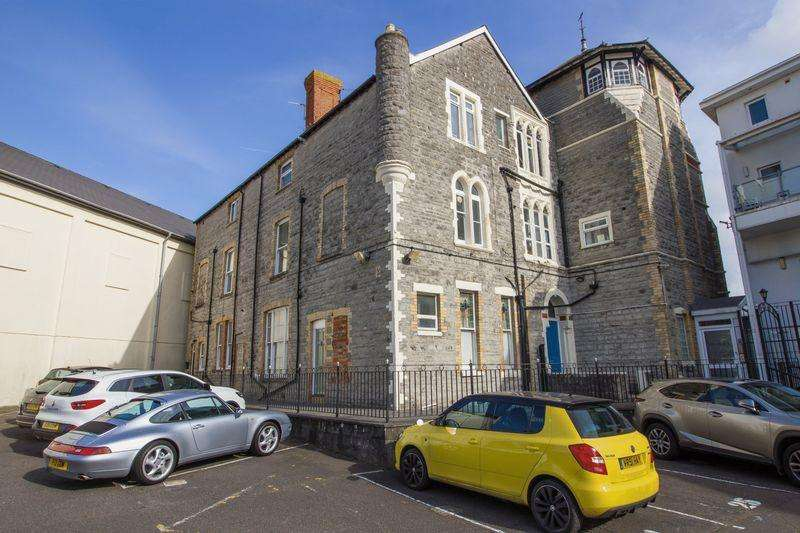 1 Bedroom Apartment Flat for sale in Washington House, Stanwell Road, Penarth