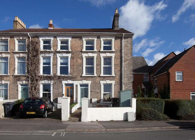 3 Bedrooms End Of Terrace House for sale in Rampart Road, Salisbury