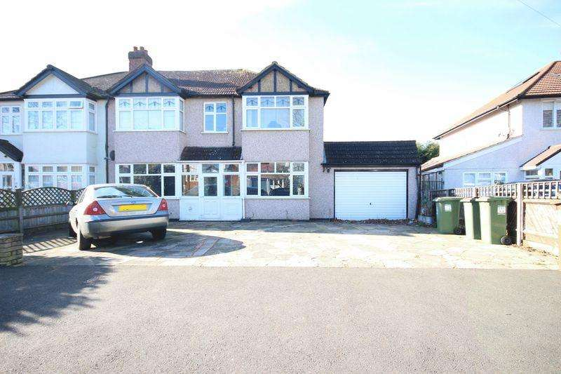 5 Bedrooms Semi Detached House for rent in SUTTON