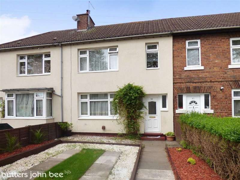 2 Bedrooms Town House for sale in Kettell Avenue, Crewe