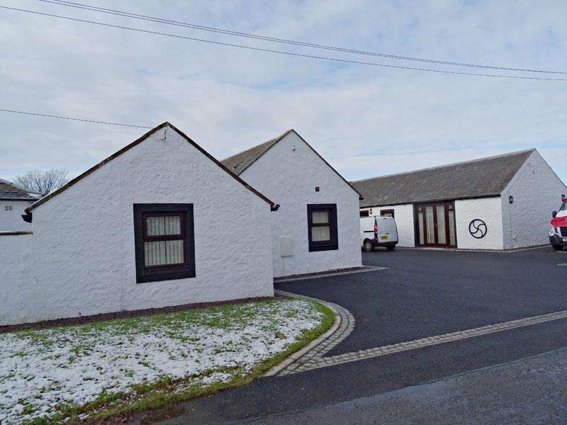 5 Bedrooms Semi Detached Bungalow for sale in DINWOODIE COURTYARD - Nos 1, 2 3, Johnstonebridge, Lockerbie DG11 2SL
