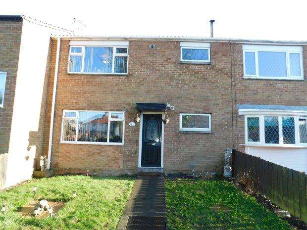 3 Bedrooms Terraced House for sale in SURREY PLACE, BISHOP AUCKLAND, BISHOP AUCKLAND