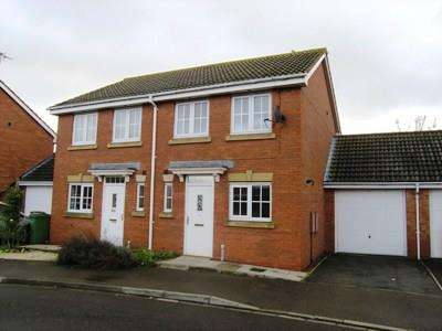 2 Bedrooms Semi Detached House for rent in Market Weighton