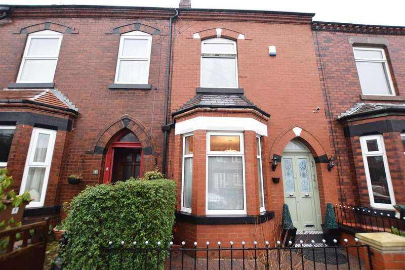2 Bedrooms Terraced House for sale in Boothroyden Road, Middleton, Manchester