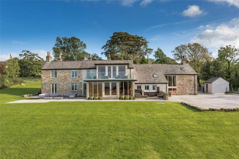 5 Bedrooms Detached House for sale in Twiston, Clitheroe, Lancashire, BB7