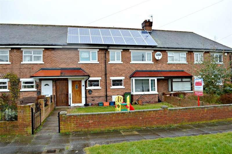 3 Bedrooms Terraced House for sale in School Walk, Cleethorpes, North East Lincolnshire, DN35