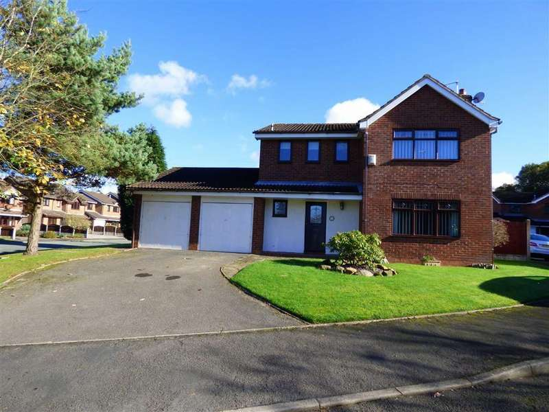4 Bedrooms Detached House for sale in Sunbury Close, Trentham