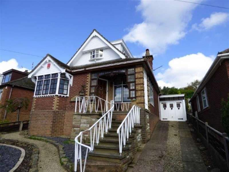 2 Bedrooms Detached Bungalow for sale in Fernlea Grove, Weston Coyney