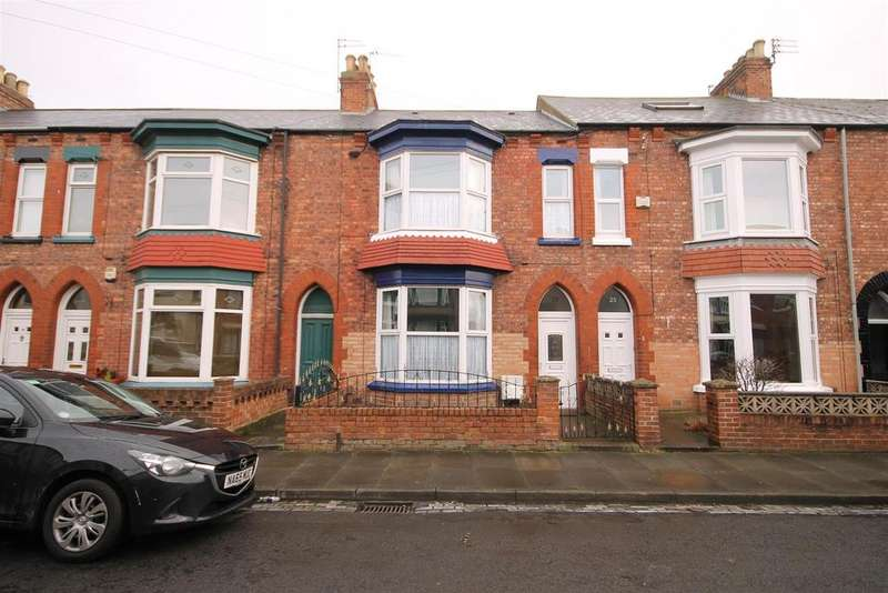 5 Bedrooms Terraced House for sale in Belmont Gardens, Hartlepool