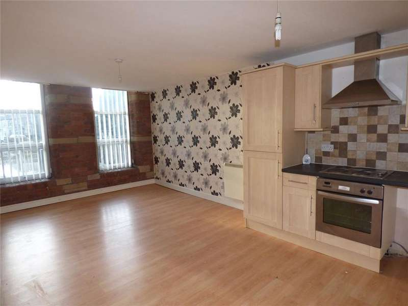 2 Bedrooms Apartment Flat for sale in Waterfield Mill, Balme Road, Cleckheaton, BD19