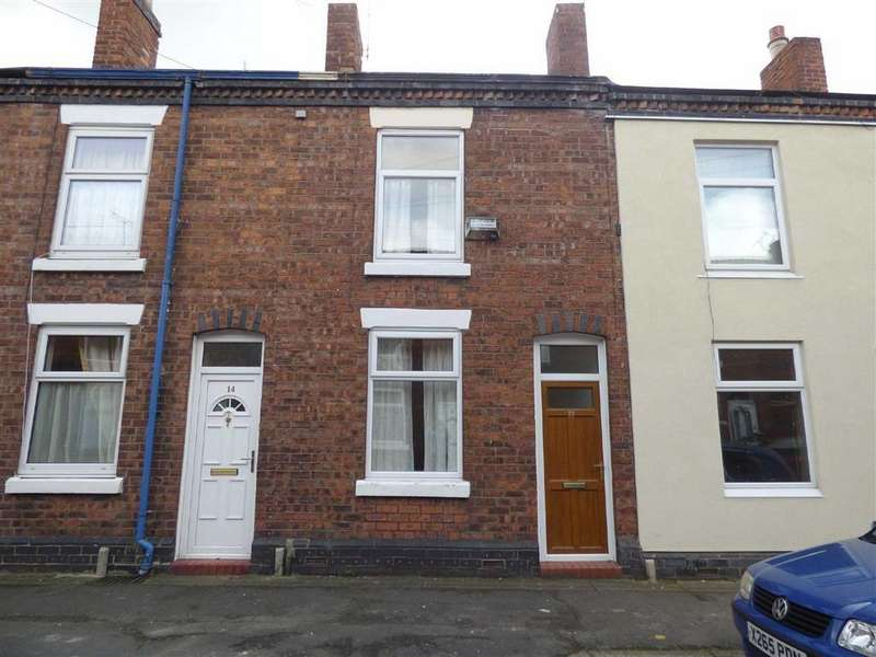 2 Bedrooms Terraced House for sale in Casson Street, Crewe
