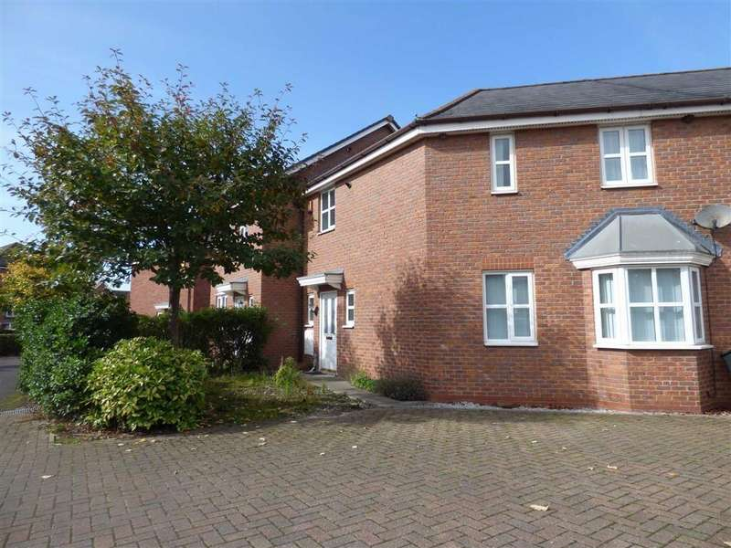 3 Bedrooms Town House for sale in Golden Hill, Weston, Crewe