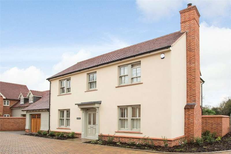 4 Bedrooms Detached House for rent in The Pastures, Harston, Cambridge, CB22