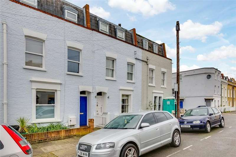 3 Bedrooms House for sale in Poyntz Road, Battersea Park, London