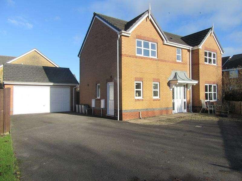 4 Bedrooms Detached House for sale in Golwg Y Waun , Birchgrove, Swansea.