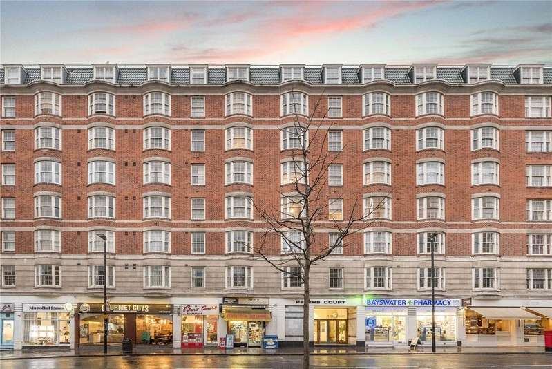 1 Bedroom Flat for sale in Peters Court, Porchester Road, London