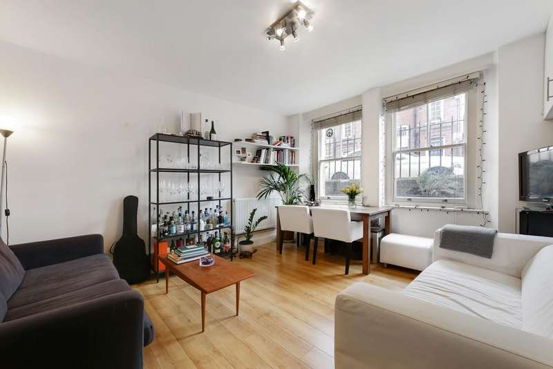 1 Bedroom Apartment Flat for sale in Pleasant Place, N1 2DJ