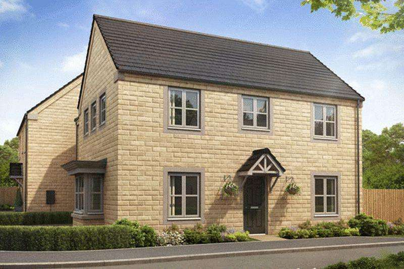 5 Bedrooms House for sale in Waingate, Huddersfield