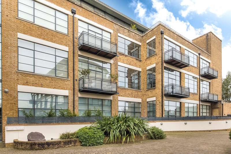 1 Bedroom Flat for sale in Chiswick Green Studios, 1 Evershed Walk, Chiswick, W4