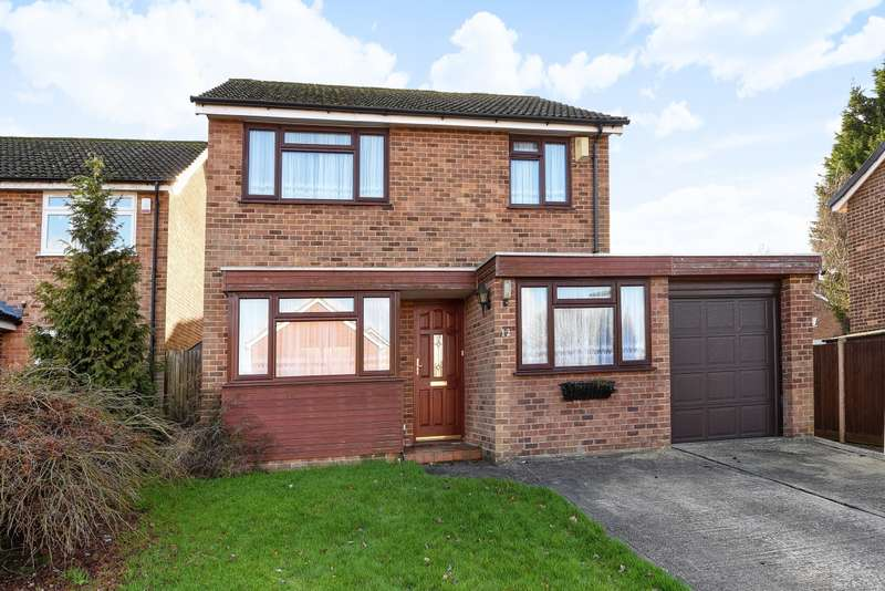 3 Bedrooms Detached House for rent in Salford, Redhill RH1