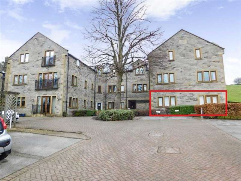 2 Bedrooms Apartment Flat for sale in Lime Tree Court, Ainley Top, Huddersfield