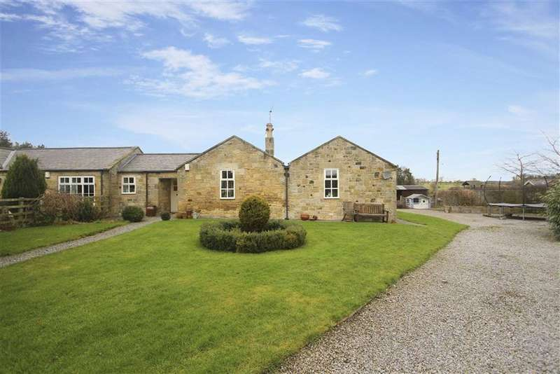 4 Bedrooms Barn Conversion Character Property for sale in Badgers Barn, Belsay