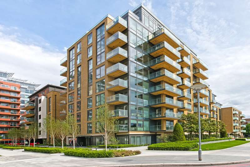 2 Bedrooms Apartment Flat for sale in Jasmine House, Battersea Reach SW18