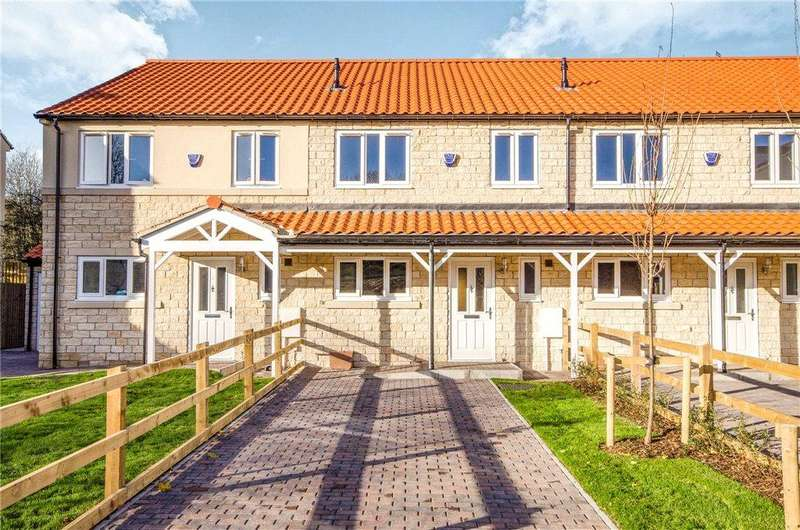 3 Bedrooms Terraced House for sale in Abbeystone Gardens, Monk Fryston, Leeds