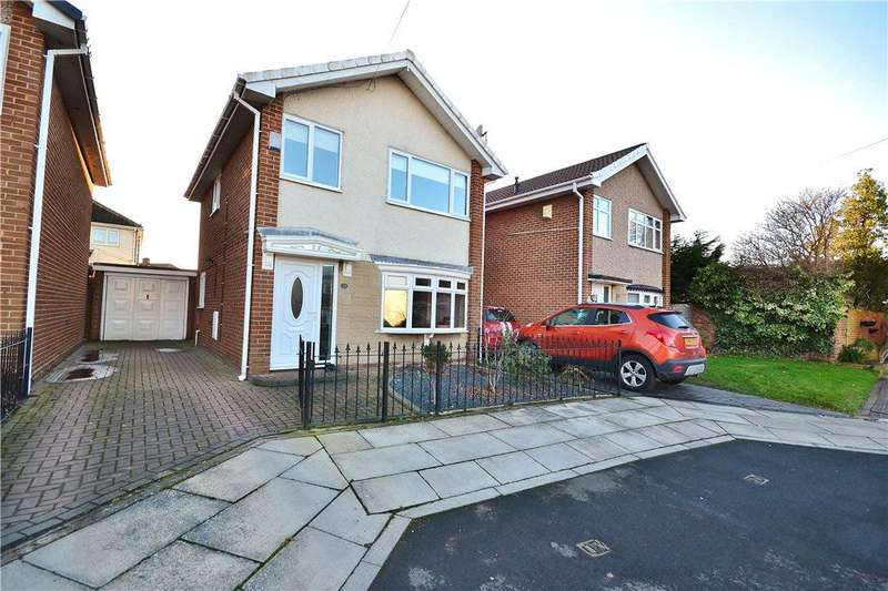 3 Bedrooms Detached House for sale in Dovedale Road, Norton, Stockton-On-Tees